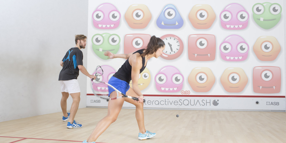 interactive Squash wins ISPO brand-new award - ISPO Munich