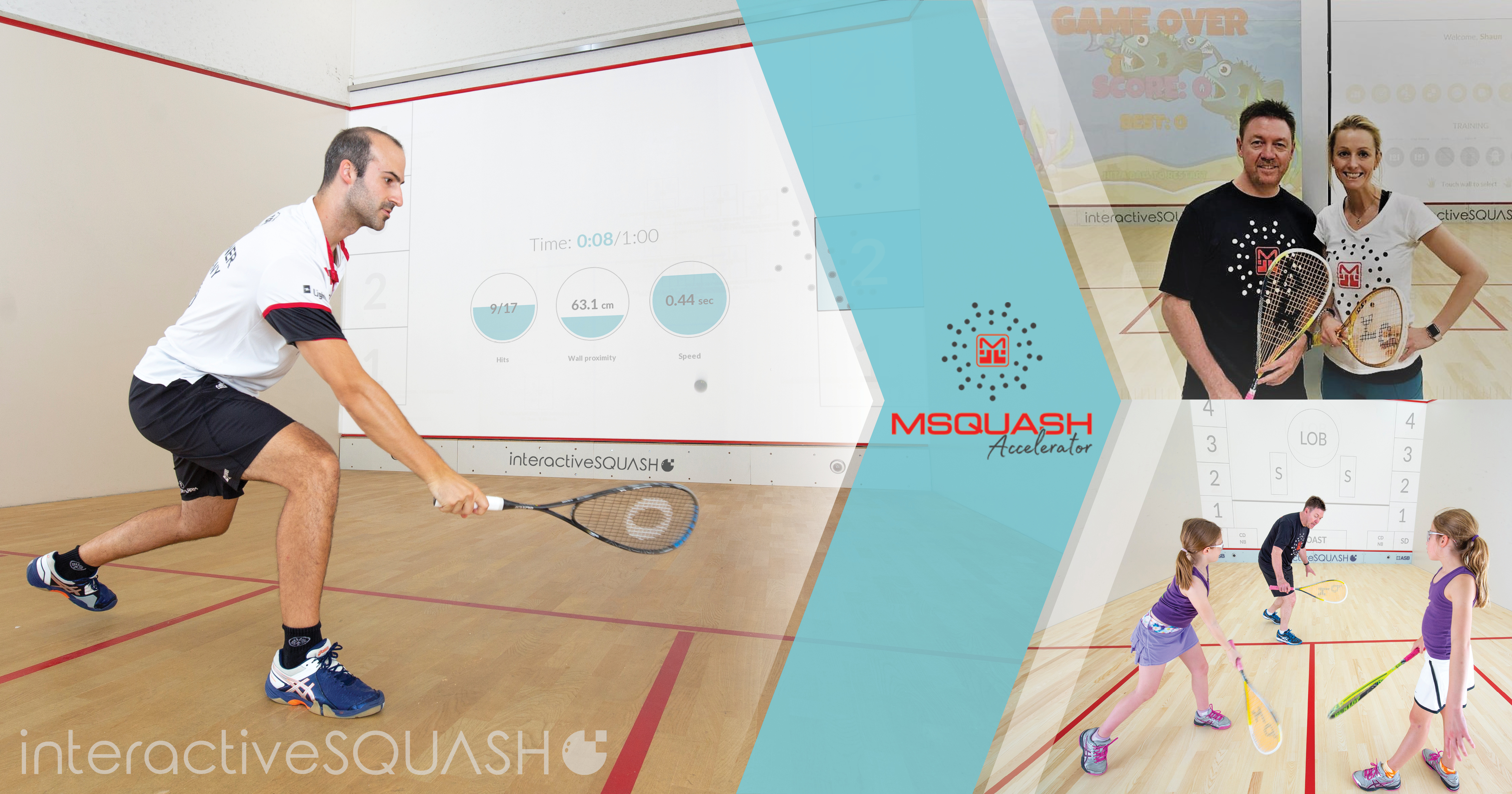 MSQUASH and interactiveSQUASH during TOC 2019 - Book now your free demonstration